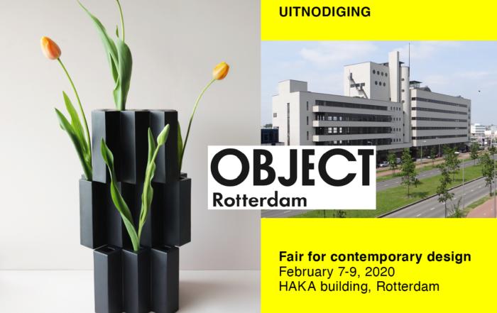 Object Rotterdam 2020
